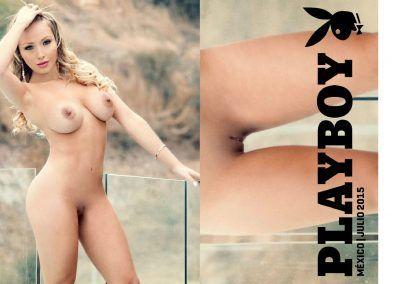 Playboy Mexico July 2015 Daniella Chavez (17)
