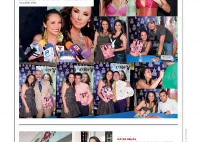 Playboy Mexico July 2015 Daniella Chavez (3)
