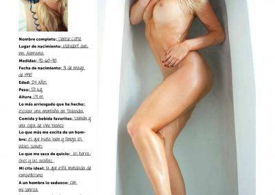 Playboy Mexico July 2015 Daniella Chavez (42)