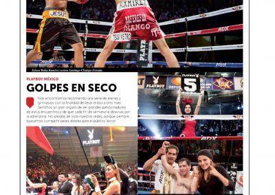 Playboy Mexico July 2015 Daniella Chavez (5)