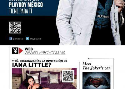 Playboy Mexico July 2015 Daniella Chavez (55)
