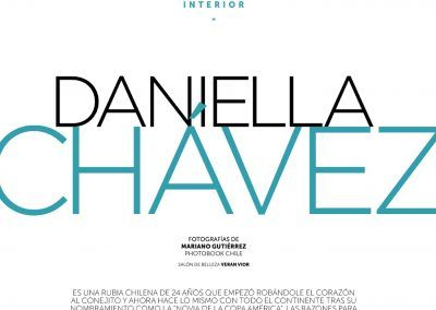 Playboy Mexico July 2015 Daniella Chavez (9)