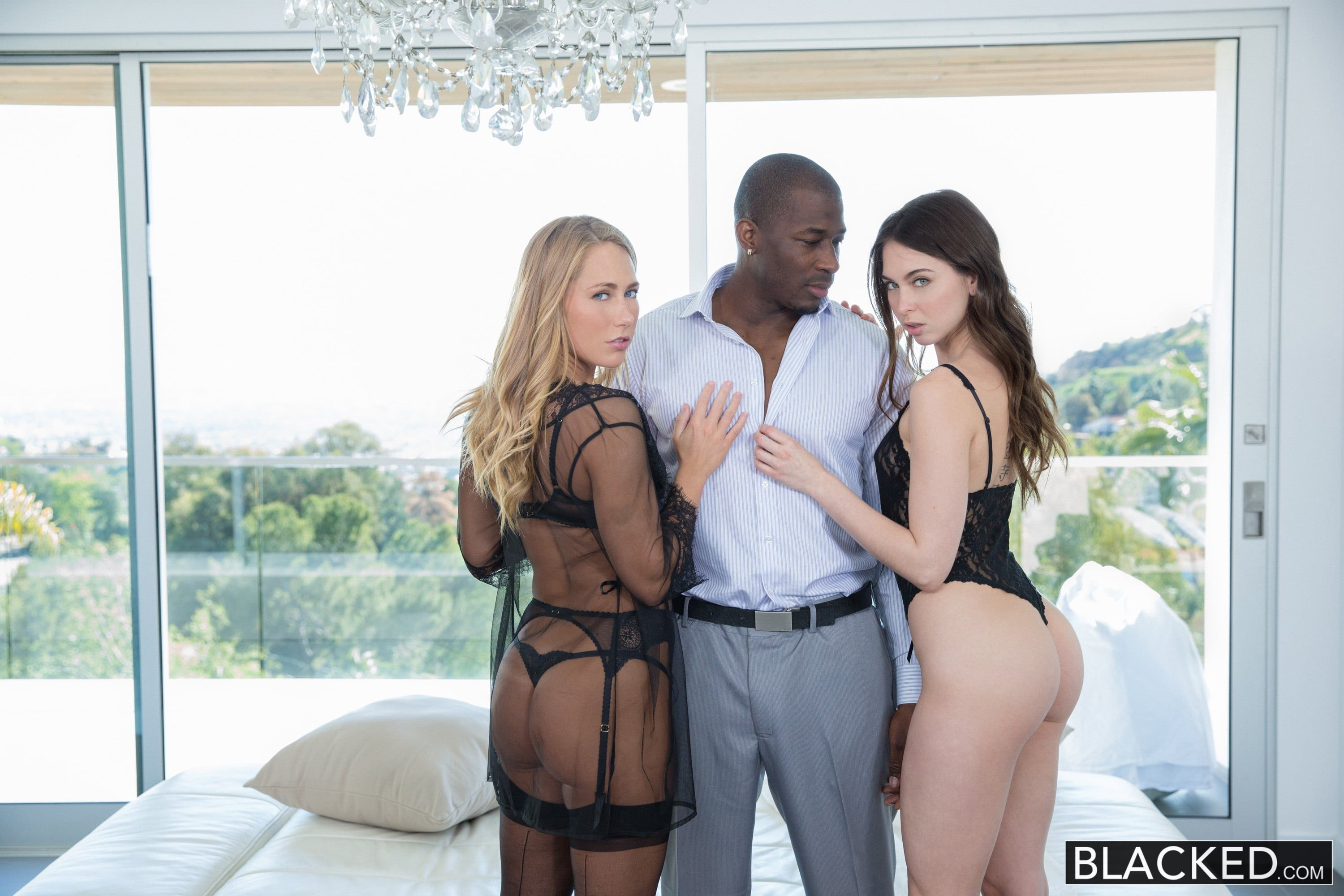 "Carter Cruise, Riley Reid ""Obsession Chapter Four"""