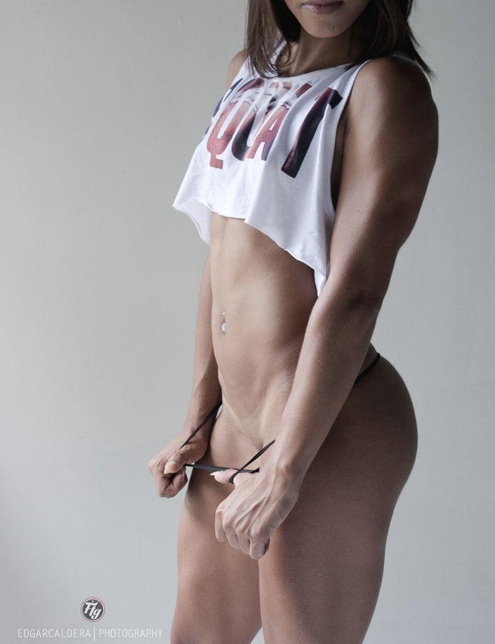 Yusti Kimberly y su sensualidad Fitness