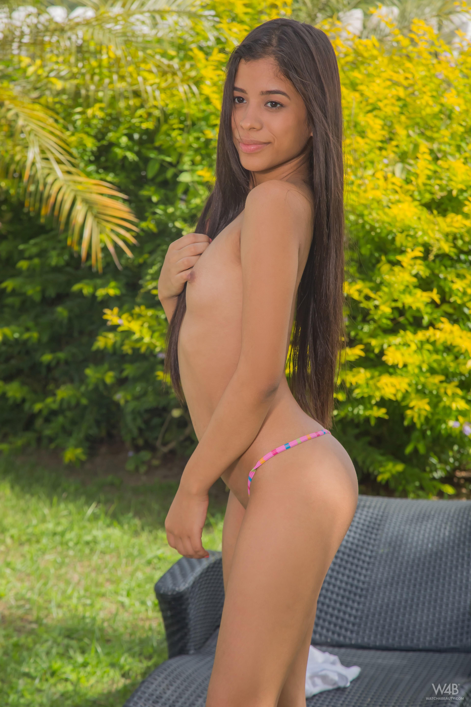 Karin Torres Wet Bikini