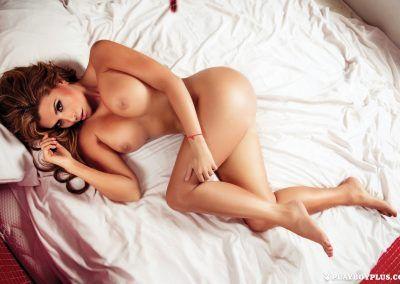 La DJ Mariana Castillo en Playboy Mexico (3)