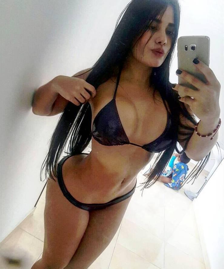 Luisa moreno un bombosito colombiano