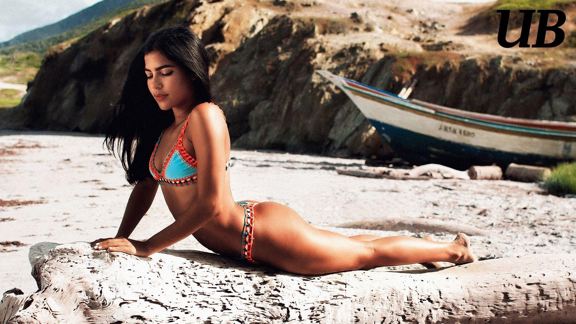 Valeria Jaime desde la perla del caribe