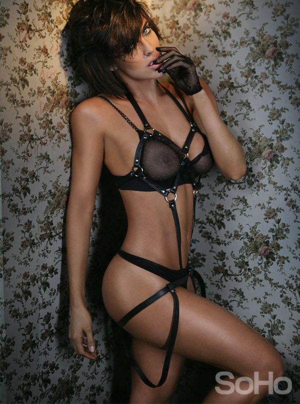 Sara Corrales Desnuda en Soho