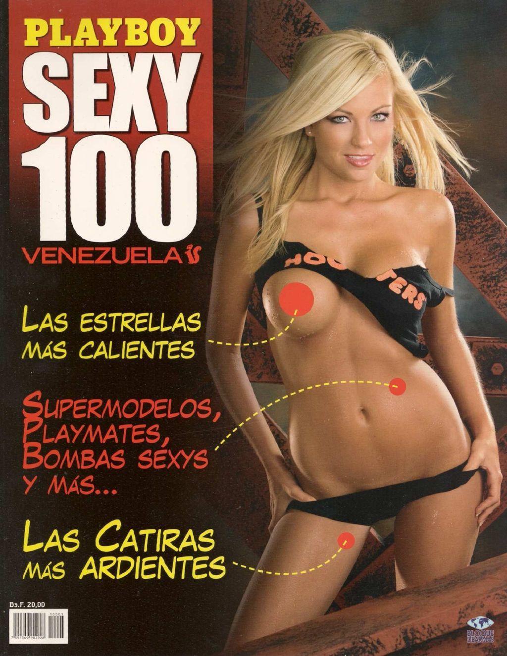 Playboy Venezuela Especial Sexy 100