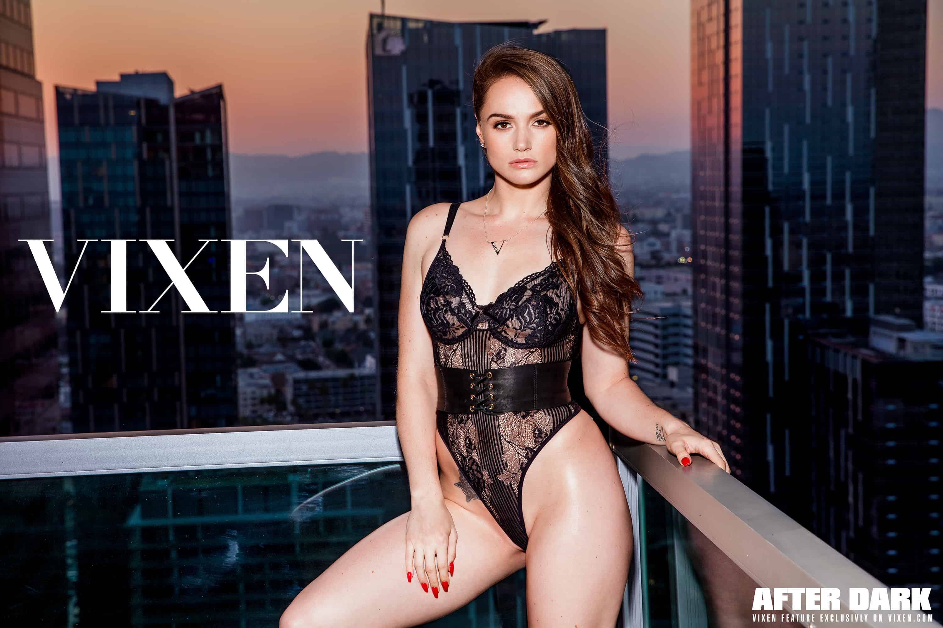 "Tori Black ""After Dark"" Part 1"