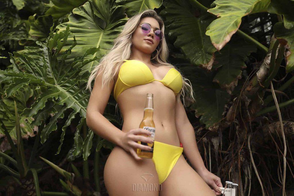 Flaviane Alves desnuda (nua) por primera vez