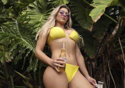 #VIDEO Fláviane Alves se desnuda por primera vez