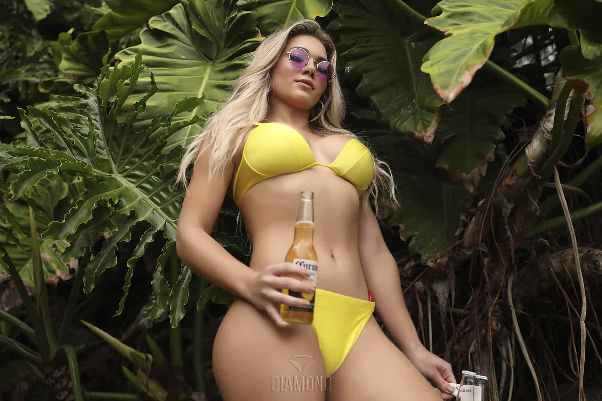 #VIDEO Flaviane Alves se desnuda por primera vez