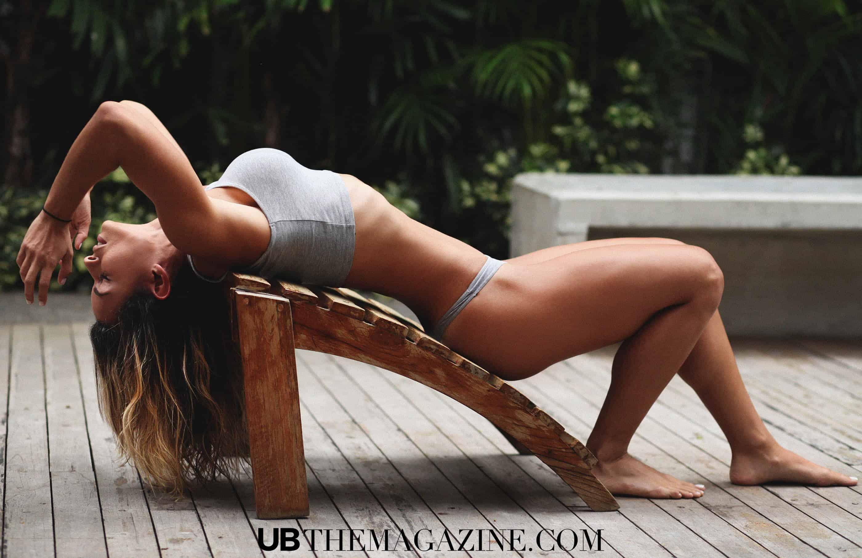 Quieres entrenar con Estefania Gutiérrez