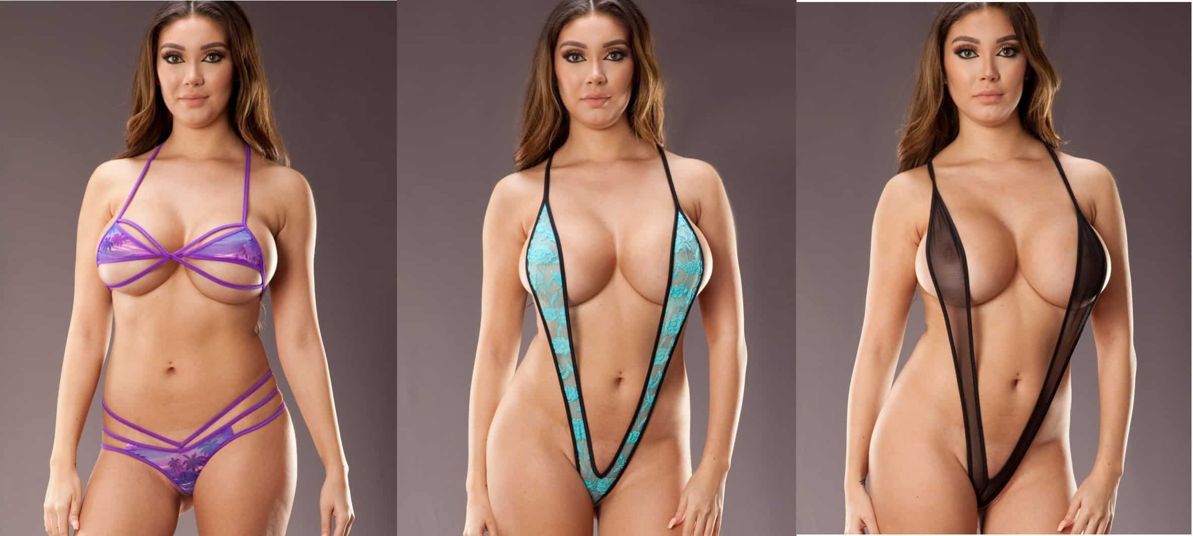 "Ashley Lucero ""Wicked Temptations Bikini & Lingerie"""