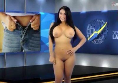 """#VIDEO Paola Romero """"Desnudando la Noticia"""""""