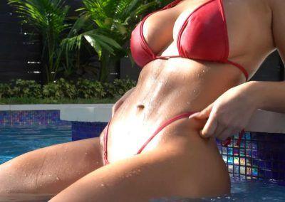 """#Video Genesis Lopez """"Baño de burbujas"""""""