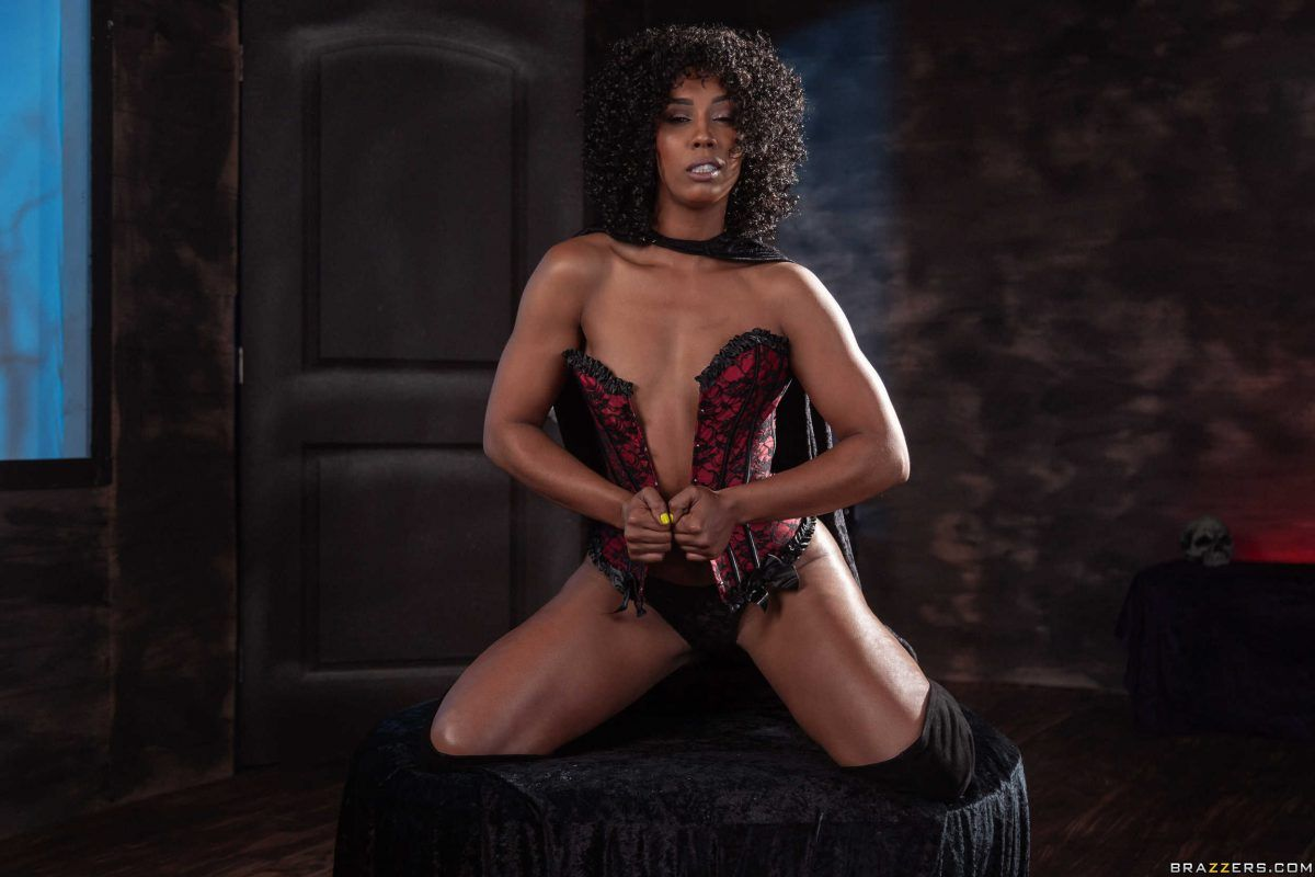 "Misty Stone ""MILF Witches"" Part 3"