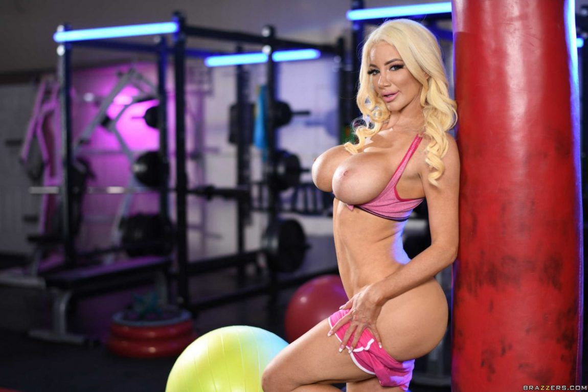 "Nicolette Shea ""The Fuck Off"""