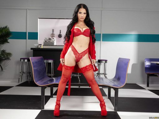 Katrina Jade The Businesswoman's Special