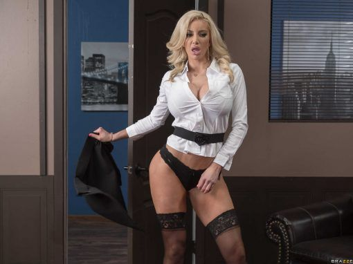 "Nicolette Shea ""Boss For A Day"""