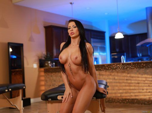 Madison Ivy Treat Us Right