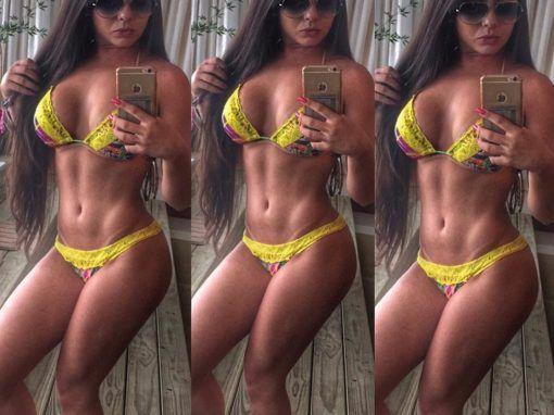 Bruna Machado una auténtica Garota