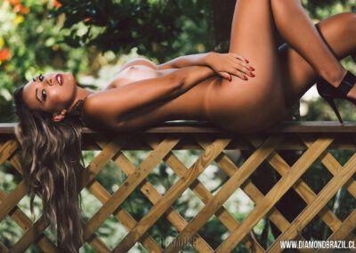 Daiane Salomao Desnuda en Diamond Brazil