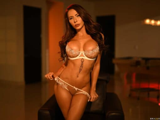 Madison Ivy Smoking Hot Affair