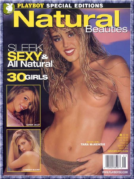 Playboys Natural Beauties March 2004