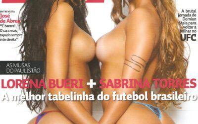 Revista Sexy Brazil Julho 2012