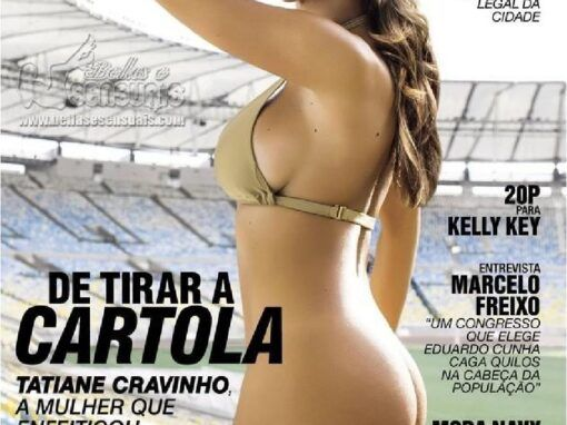 Playboy Brasil March 2015 – Tatiane Cravinho
