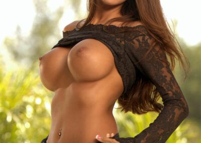 Amber Rain Busty Babes Part One