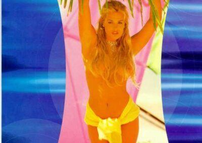 Christina Dieckmann Calendario 2000