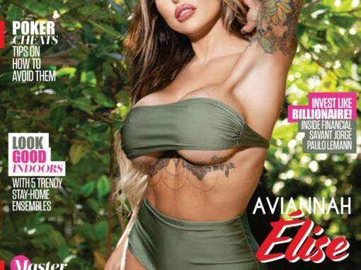 FHM Australia May 2020 Aviannah Elise
