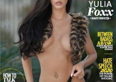 Playboy Africa May 2020 – Yulia Foxx