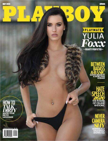 Playboy Africa May 2020 - Yulia Fox