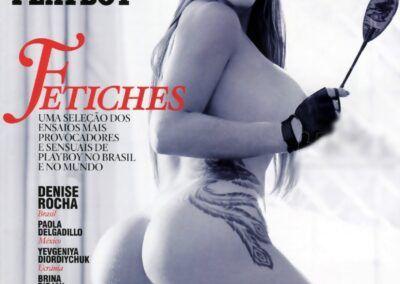 Playboy Brazil Setembro2013 – Especial Fetiches Ensaios