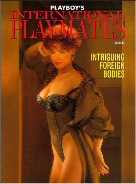 Playboy's International Playmates - Saskia Linssen