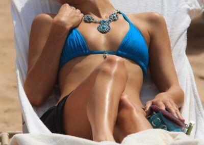 Paris Hilton Sexiest Hot Bikini Shots Part One