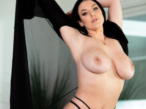 Angela White Blindfolded Fantasy